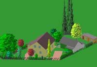 Cena projektu zahrady
